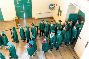 Liberty Ranch High School's Class of 2014 graduates begin next chapter of their lives