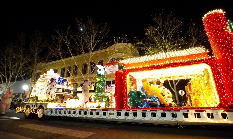 Lodi Parade of Lights