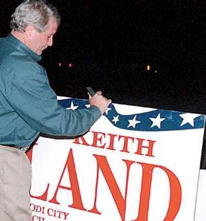 Howard a surprise winner in Lodi City Council race