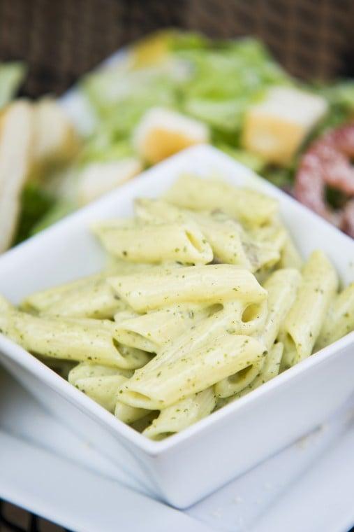 Bueno Italiano Cafe in Lodi offers homemade pasta, sandwiches, dessert