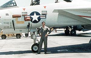 Chuck 'Slick' Henry — from Lodi to Top Gun flight instructor