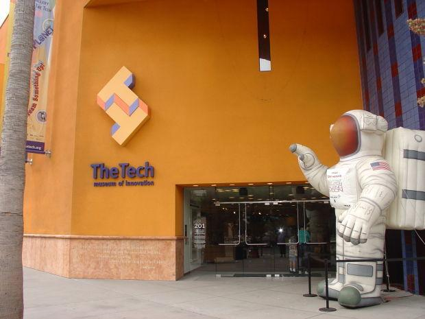Take a journey with Star Wars at the Tech Museum of Innovation