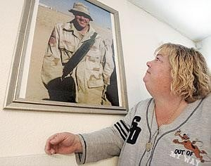 Tracy has lost more soldiers than any other city in San Joaquin County