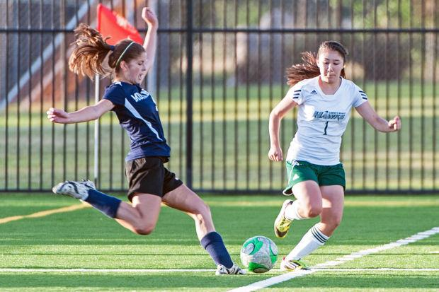 Girls soccer: Hawks soar in opener