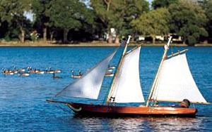 Lodi man has a passion for 19th-century sailing ships
