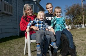 Woodbridge's Linda Von Sunder thankful to have grandchildren in her care