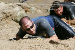 Lodi-area residents slog through ice water, over hills to conquer one Tough Mudder