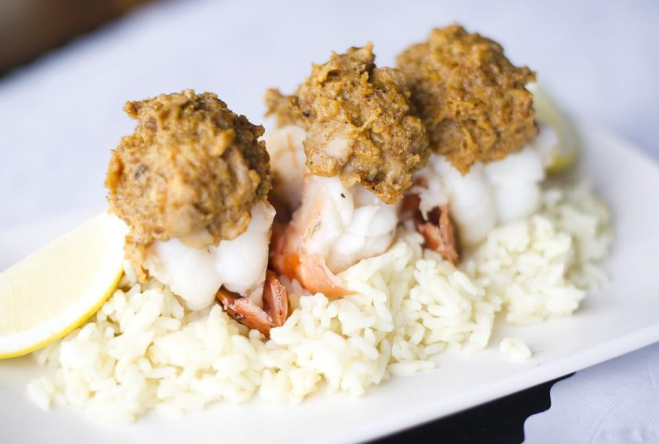 Flavor of Boston, lobster on Delta Loop