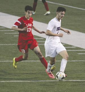 Boys soccer: Tigers on top of the TCAL