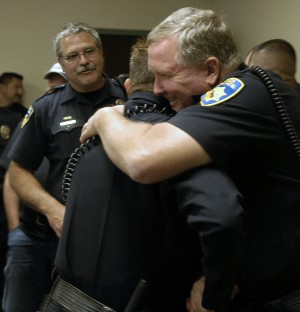 Lt. Steve Price ends 28-year law enforcement career