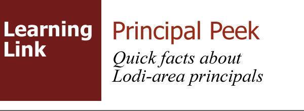 Principal Peek