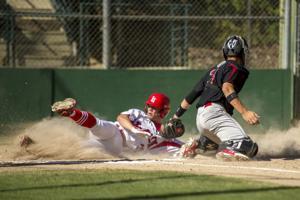 Baseball: Flames shock Trojans