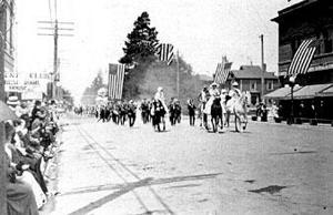 Lodi staged huge Fourth of July celebration in 1912