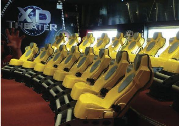 Experience 7D roller coasters and shooting gallery on Pier 39