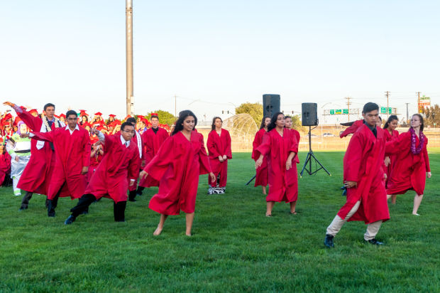 Galt High School graduates look 'to infinity and beyond'