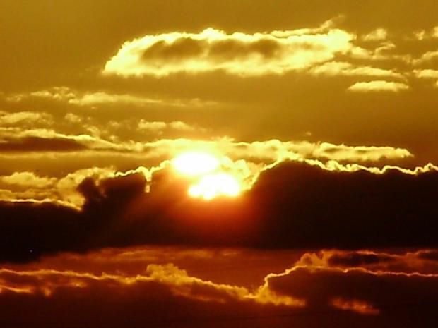 Sunset Over Lodi