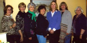 Philanthropic Educational Organization Chapter IM installs new officers