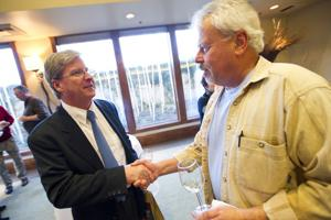 Mark Chandler bids farewell to Lodi Winegrape Commission