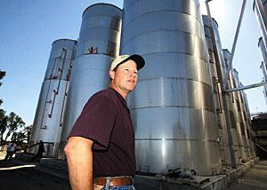 Area's Bear Creek Winery boosts production