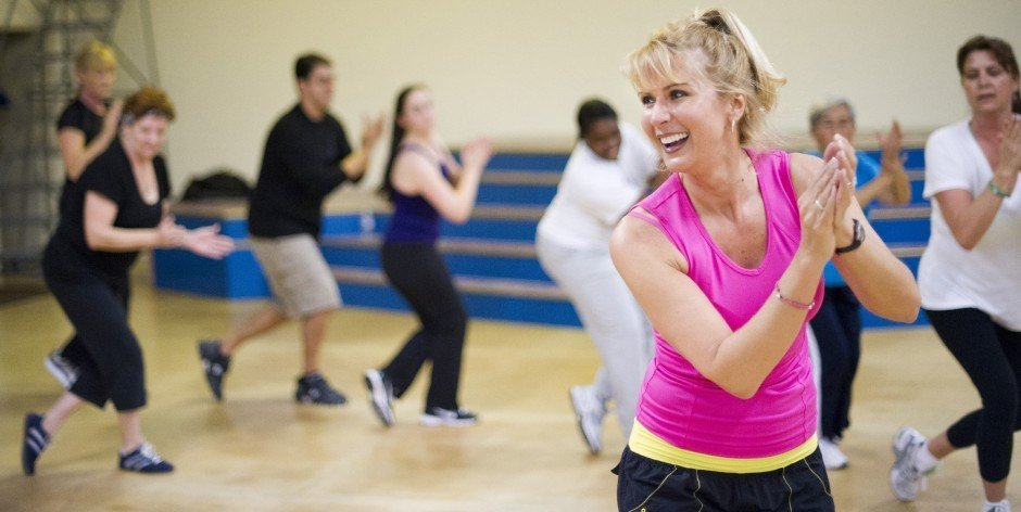 Zumba classes in Lodi attract professional dancers, casual exercisers