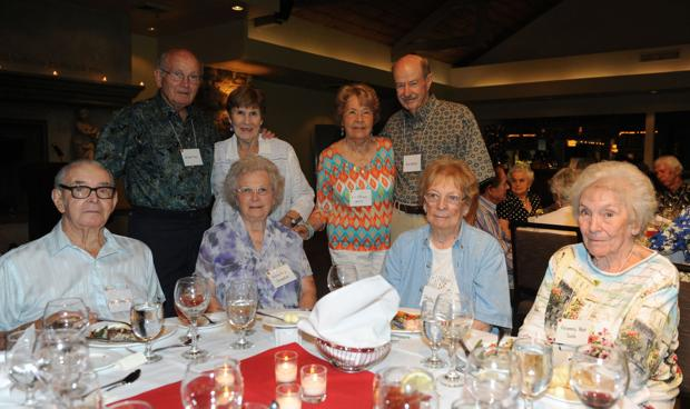 Lodi High School Class of 1948 reunion