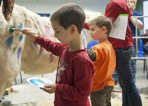 Horses take over World of Wonders Science Museum for Hippology event