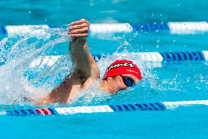 San Joaquin Athletic Association swimming championship