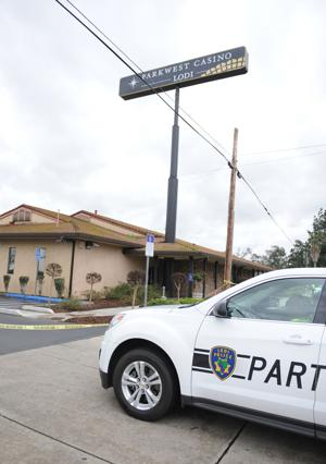 Lodi police investigating suspicious death, attempted robbery at Parkwest Casino