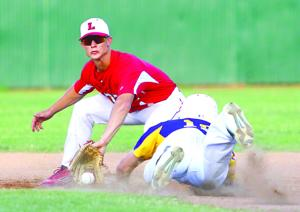 Baseball: Lodi starts cross-town series with a victory