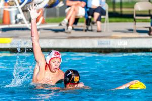 Boys water polo: Flames' section run derailed by powerhouse Marauders