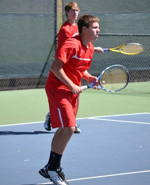 Jared Weeks, Jacob Neal win San Joaquin Athletic Association doubles title
