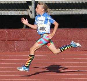Lodi's Sefried bounds into 2nd Junior Olympics