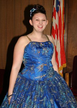 Rainbow for Girls appoints Caitlin Paulson to office of Grand Hope