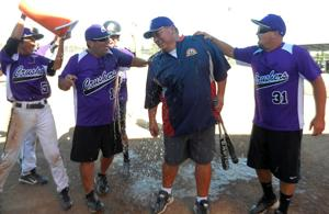 Lodi Crushers 13U Baseball Club dominate at All World Sports Showdown Tournament