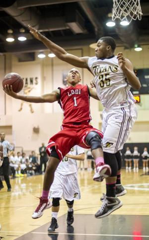 Boys basketball: Anthony Lewis earns All-San Joaquin Athletic Association first-team honors