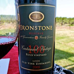 Try Ironstone's Centennial Rous for spicy fruit qualities