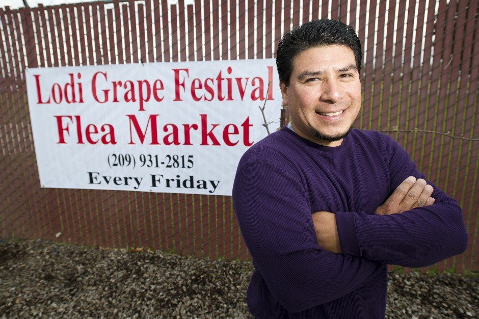 A new flea market is in Lodi's future