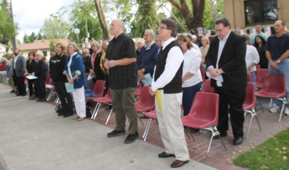 Greater religious involvement sought at Lodi prayer observance