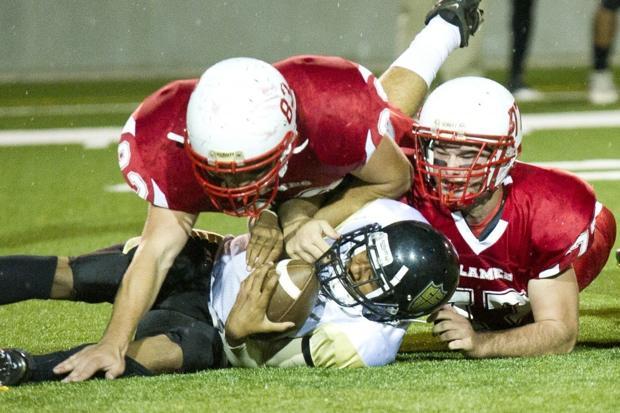 Lodi Flames wrap up football playoff berth