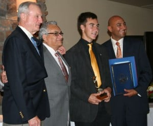 Linden student wins San Joaquin A-Plus Outstanding Achievement Award
