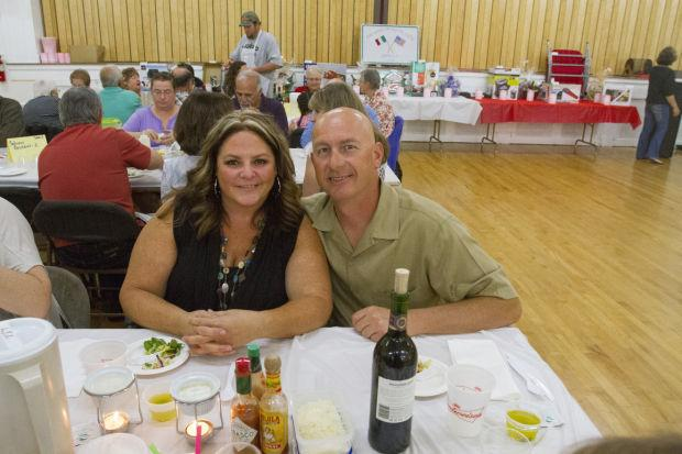Lodi Italian Club steak and oyster fundraiser