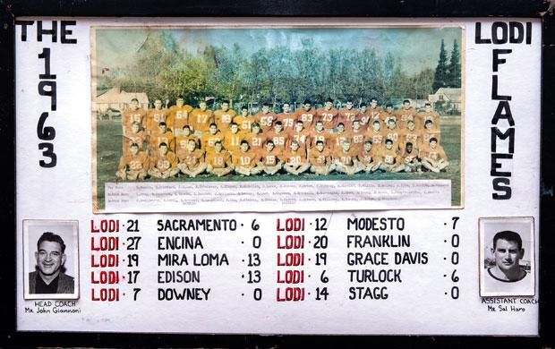 Legendary 1963 Lodi Flames to be honored before tonight's game