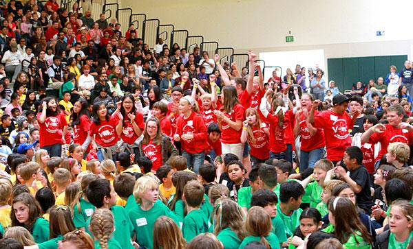 Five of the top 10 schools in Science Olympiad from Lodi Unified School District