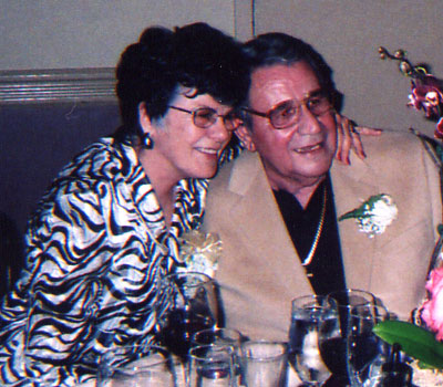 Sebastian and Patricia Bortolotto celebrate 50th anniversary