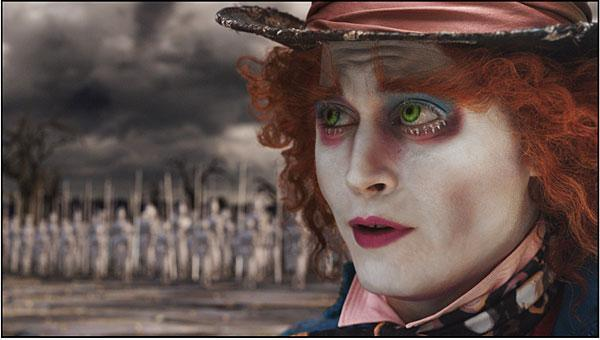 Burton's wondrous 'Alice' more sequel than remake