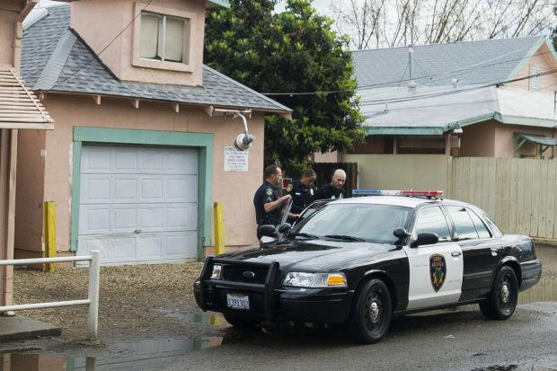 Man, woman arrested as police converge in Lodi