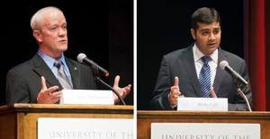 Candidates Jerry McNerney, Ricky Gill come out swinging