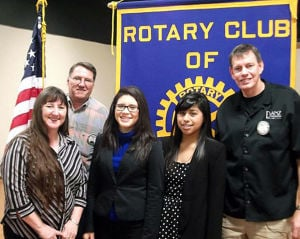 Lodi Rotary Club announces 2013 speech contest winners