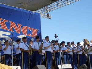 National Guard Band will play at Downtown Lodi Farmers Market