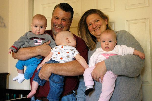 Lodi educators are thankful for their triplets